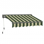3.0m x 2.5m Manual House Awning - Residential House Awning